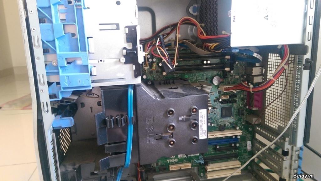Thanh lý thùng Dell T3400 chết main