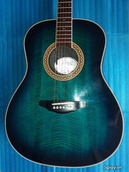Acpoustic guitar Morris và Yamaha sản xuất tại Nhật - 7
