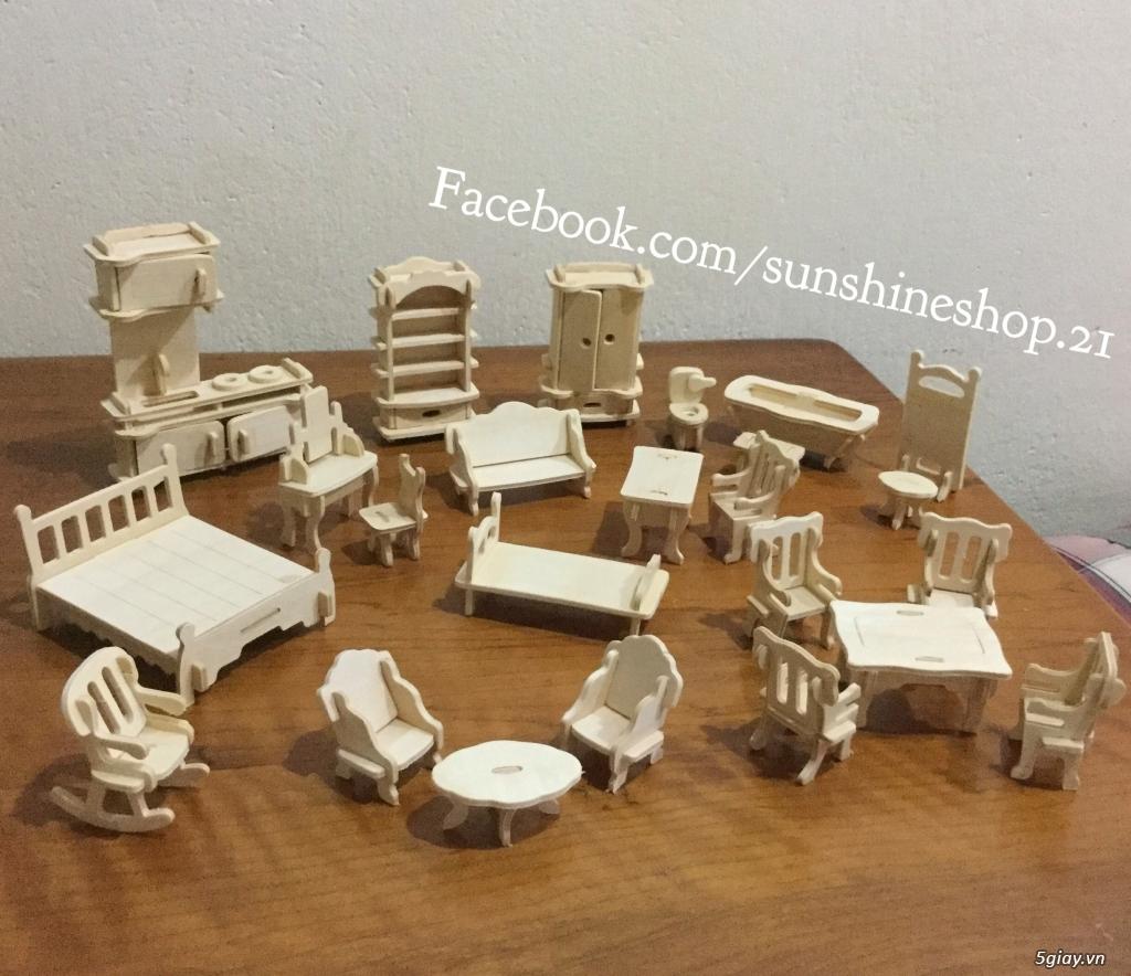 SunShineShop - Nhận đặt làm mô hình nhà que theo yêu cầu - 33