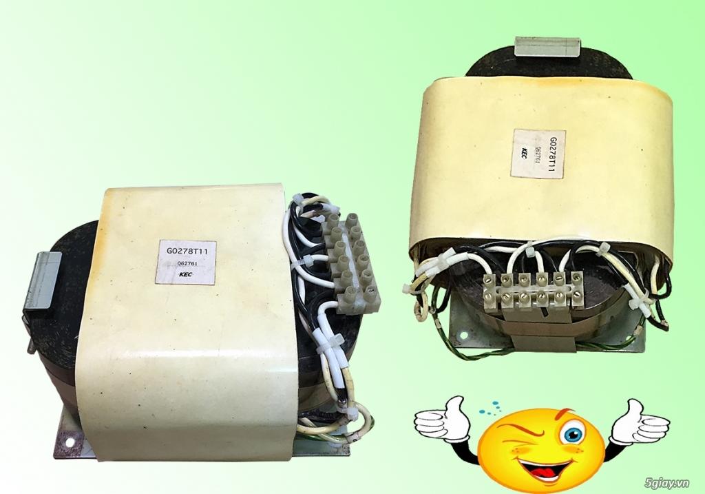 Biến áp cách ly , thùng biến áp cách ly, lọc điện - 13