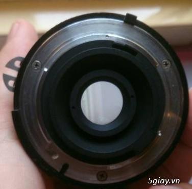 Thanh lý lens Nikon và thiết bị ảnh