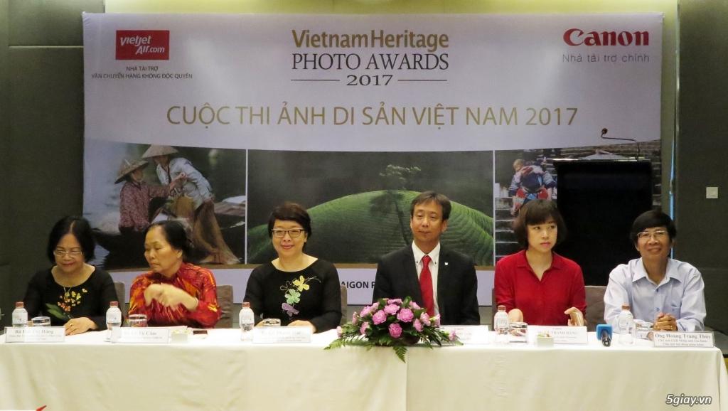 16 giải thưởng lớn cho cuộc thi ảnh di sản Việt Nam năm 2017 - 195765