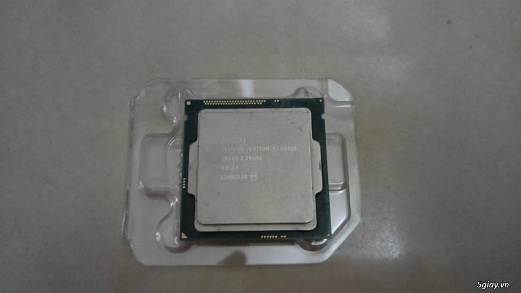 Radeon HD7770 2GD5 128bit- CPU Intel G3420 3 2Ghz - Bình Dương - Five vn