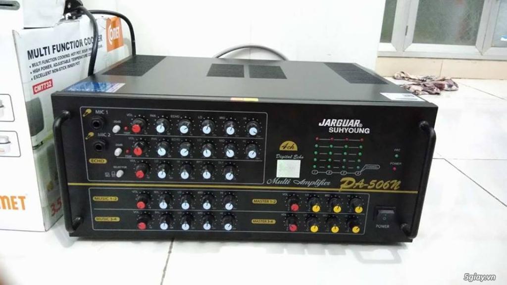 amply JARGUAR 506N nhập khẩu komi mới mua nguyên zin - 1