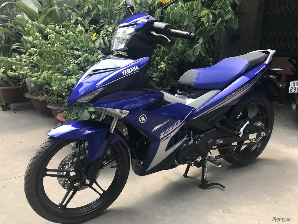 Yamaha Exciter Xanh GP 06/2017 mới 100% giá tốt