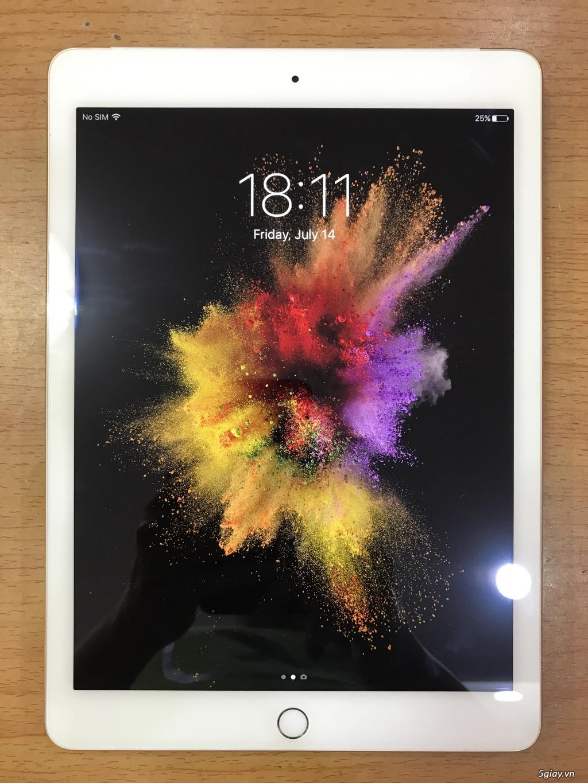 Cần bán iPad Air 2 4G 32gb màu Vàng, phiên bản 2017