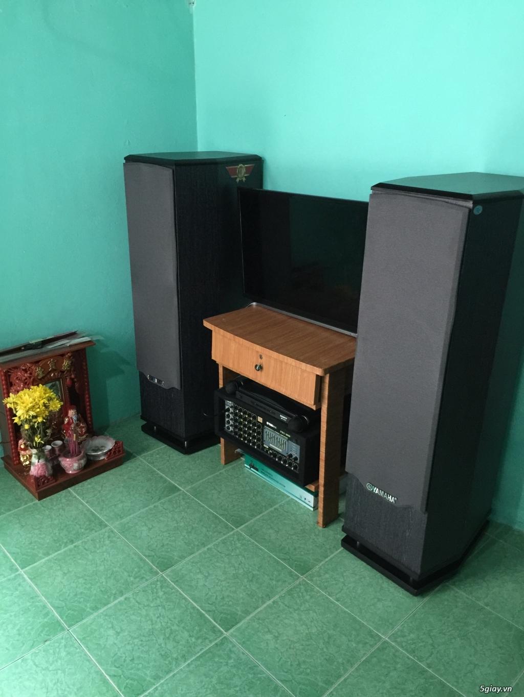 Dàn âm thanh karaoke YAMAHA PRO 8500 nhà đang sử dụng cần bán - 5