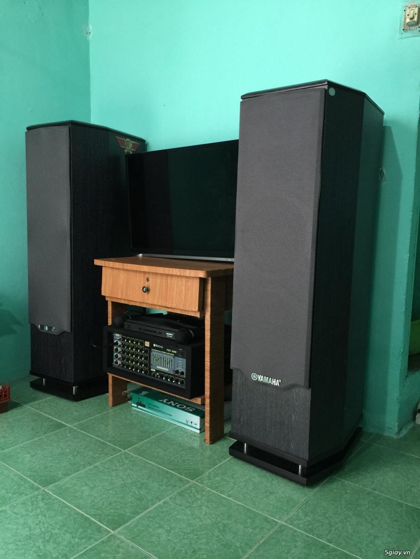Dàn âm thanh karaoke YAMAHA PRO 8500 nhà đang sử dụng cần bán - 3