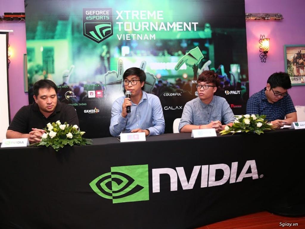 NVIDIA công bố giải đấu GeForce eSports Xtreme Tournament Mùa 2 - 196102