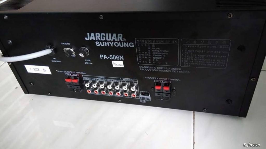 amply JARGUAR 506n mới mua hơn 7trieu - 1