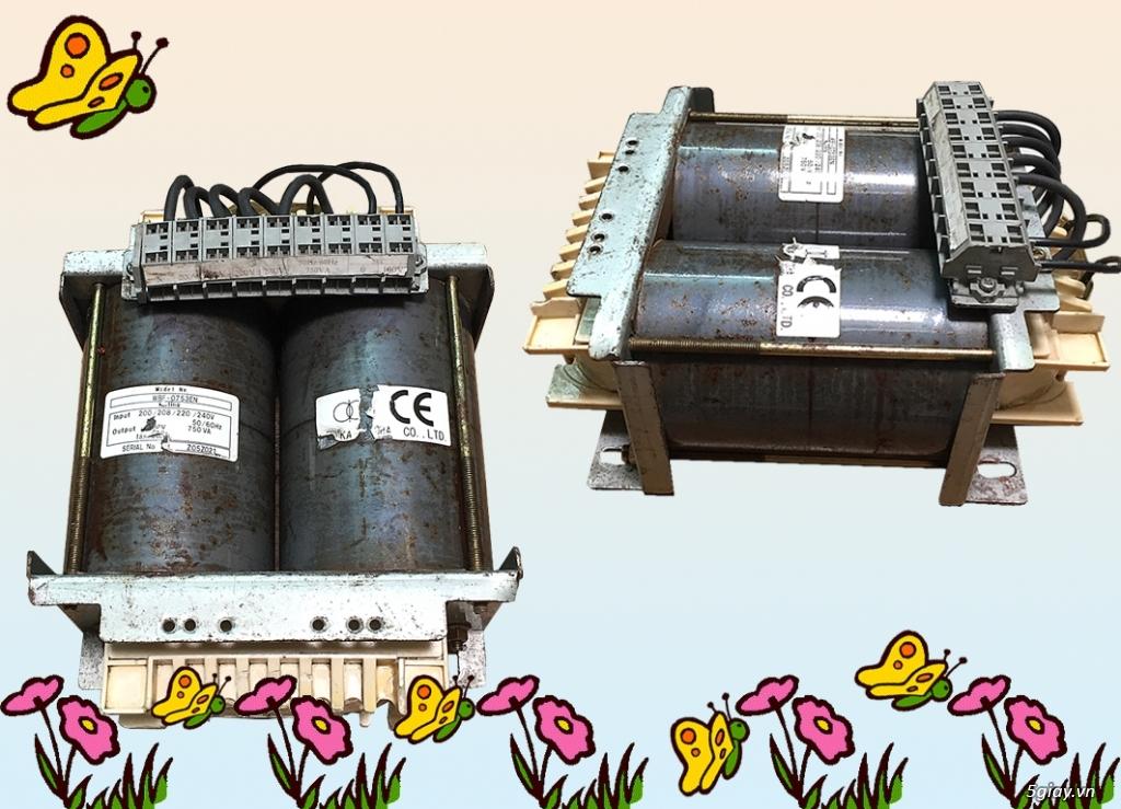 Biến áp cách ly , thùng biến áp cách ly, lọc điện - 25