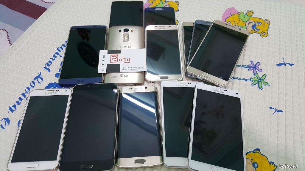 Điện thoại Hàn Quốc chính gốc - BH Vàng cả nguồn & cảm ứng !!! - 9