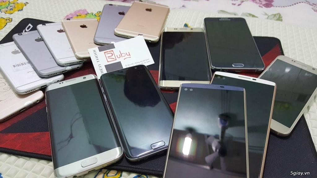 Điện thoại Hàn Quốc chính gốc - BH Vàng cả nguồn & cảm ứng !!! - 7