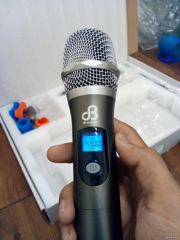 Micro Thương Hiệu DB Acoustic 350 - 2