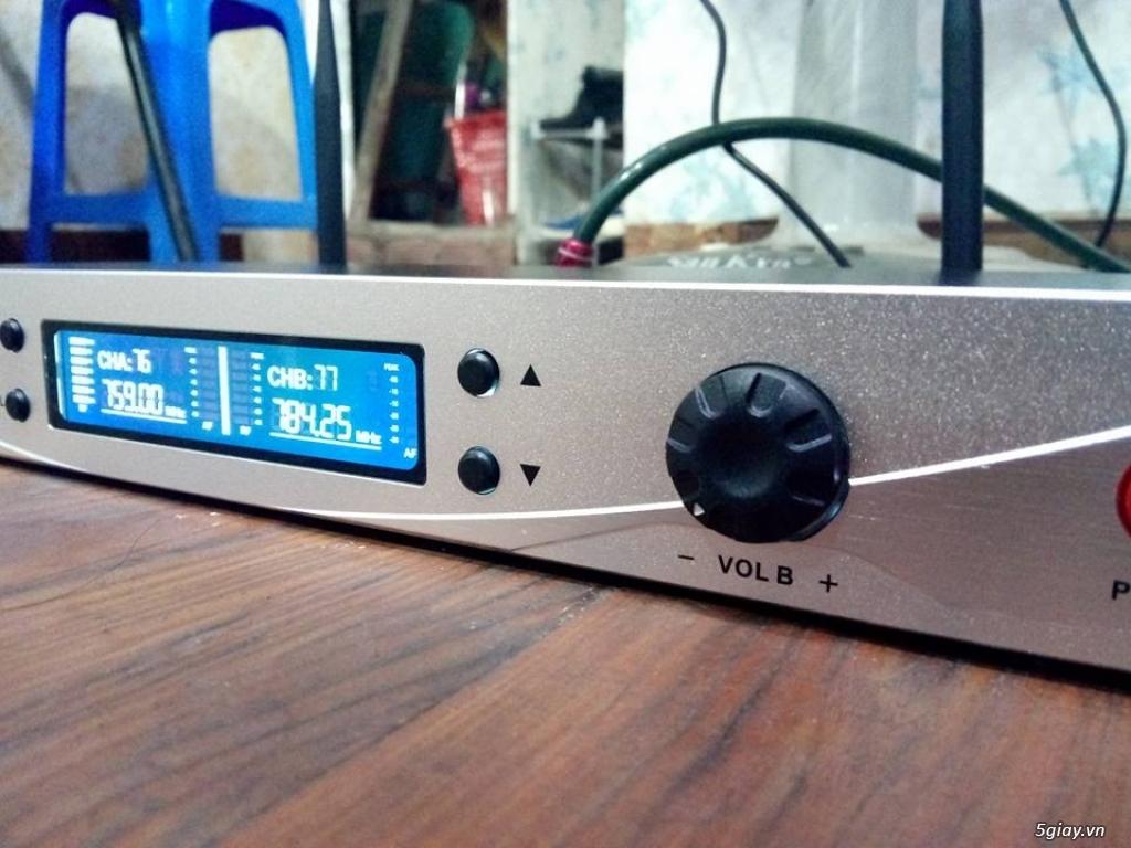 Micro Thương Hiệu DB Acoustic 350
