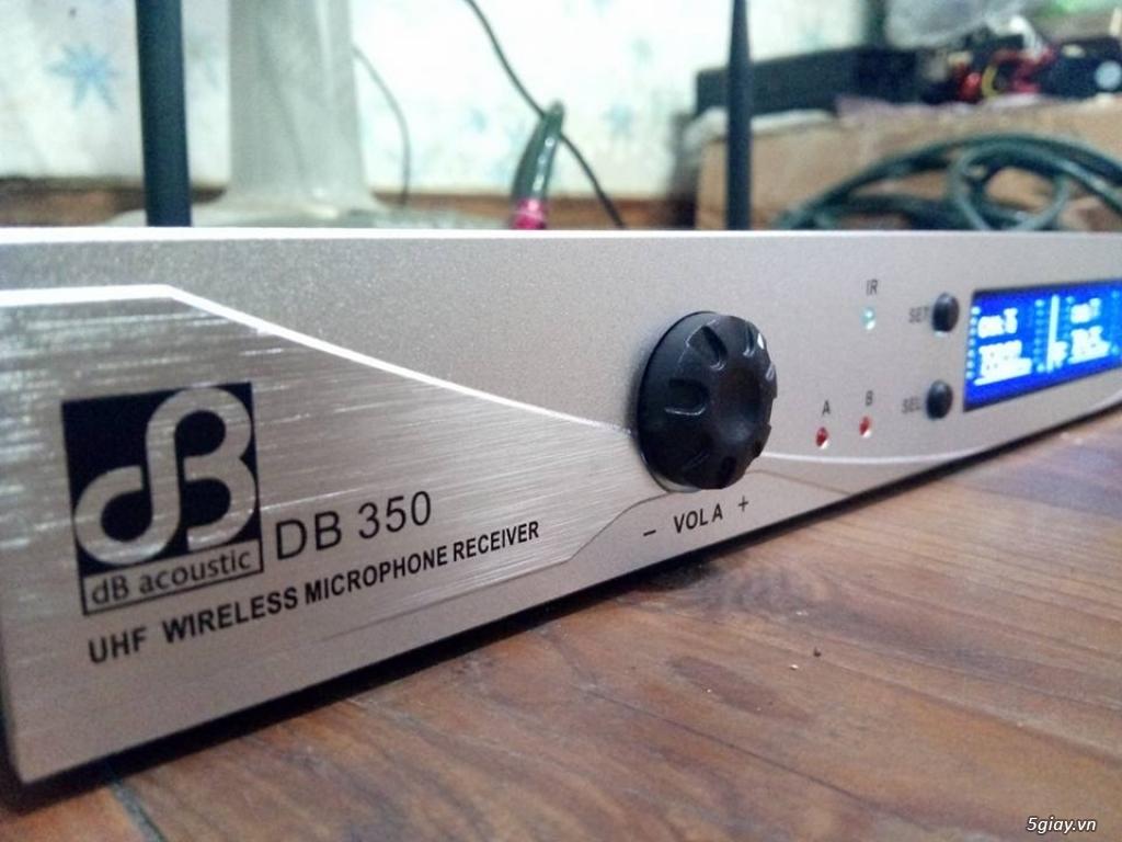 Micro Thương Hiệu DB Acoustic 350 - 1