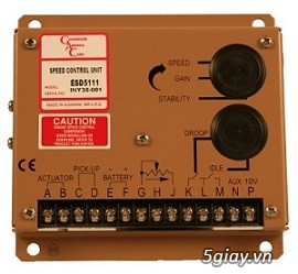 Bộ điều tốc cho Máy Phát Điện - hotline: 028.37291186 - 4