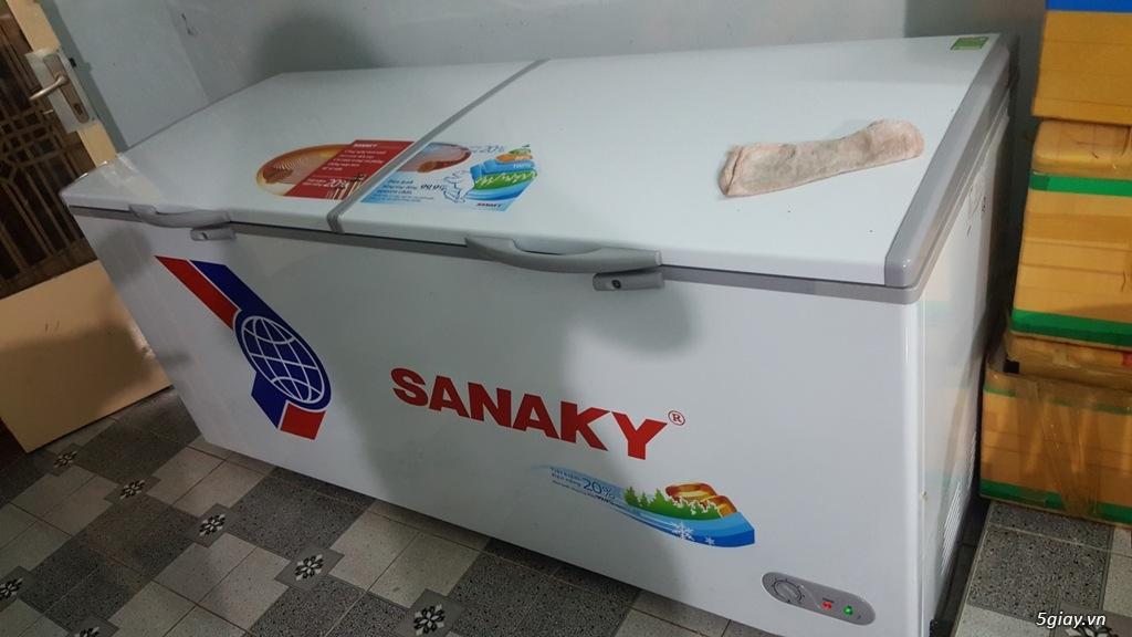 Bán tủ đông Sanaky VH-8966HY còn BH chính hãng 7 tháng