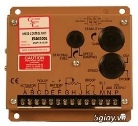 Bộ điều tốc cho Máy Phát Điện - hotline: 028.37291186 - 5