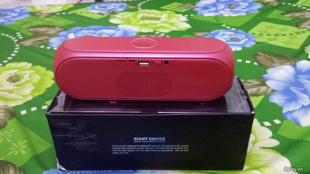 Loa  Bluetooth nghe cực hay, thương hiệu 1958, quà tặng cực đỉnh, 470k