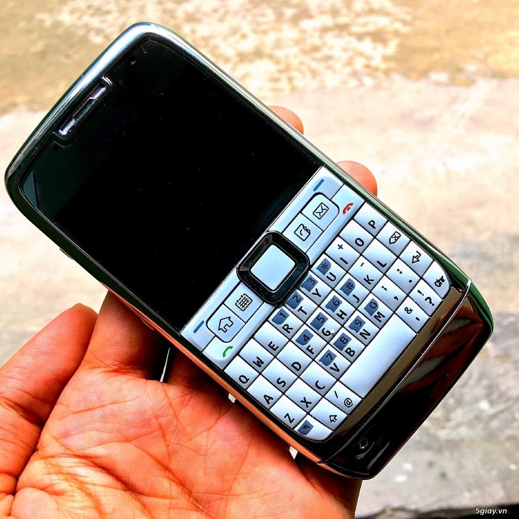 Nokia E71 Zin chính hãng New có 3G,WiFi pin trâu siêu rẻ 539k,Có giao - 3