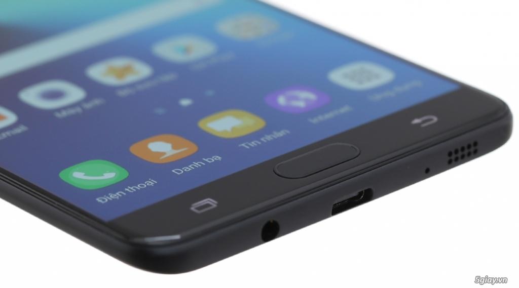 Cần bán Samsung C9 Pro màu đen hàng công ty BH đến 5/2018 - 2