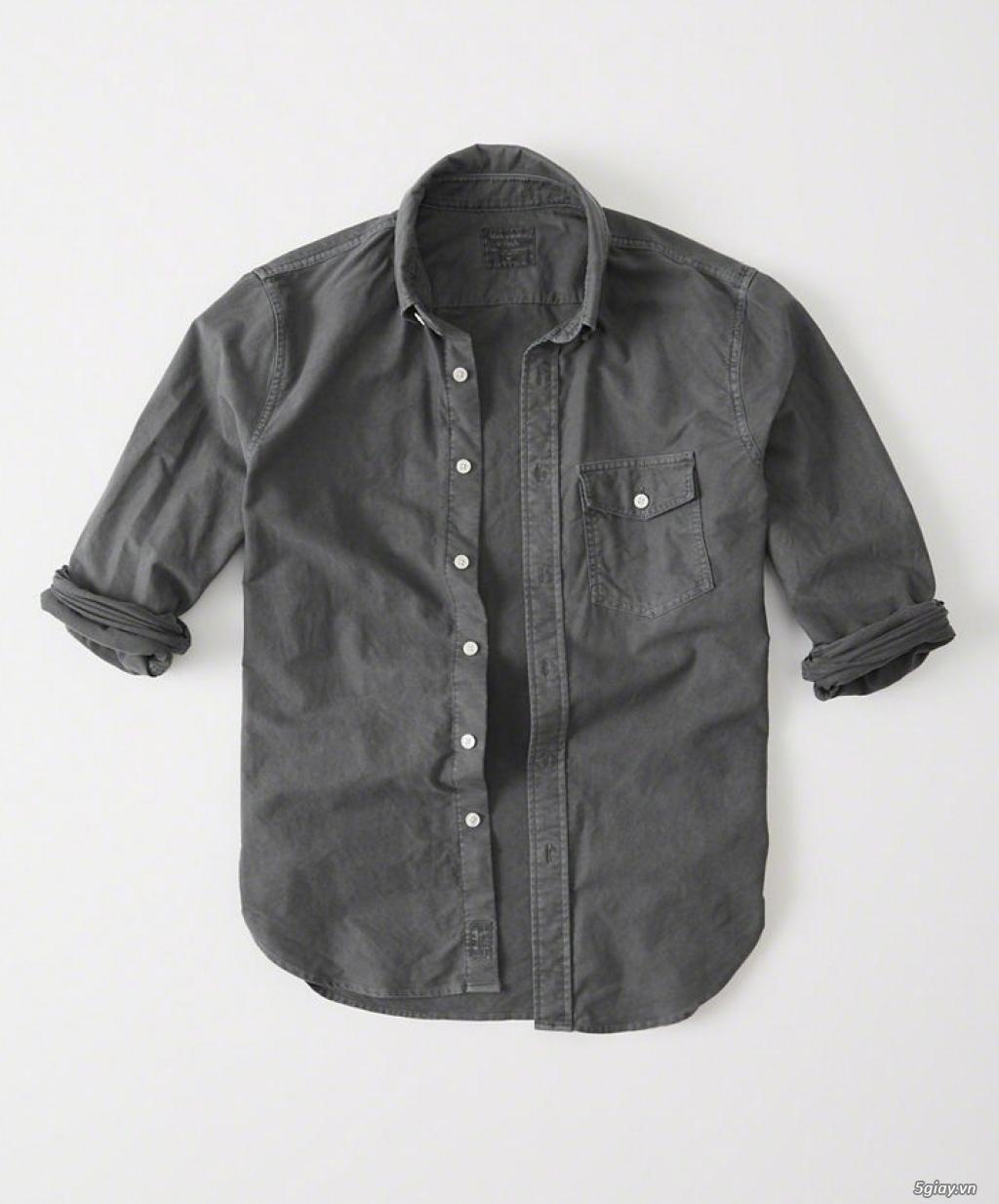 [ Lamanshop.com ]- Quần áo HOLLISTER - ABERCROMBIE & FITCH - Chính hãng USA 100% - 12