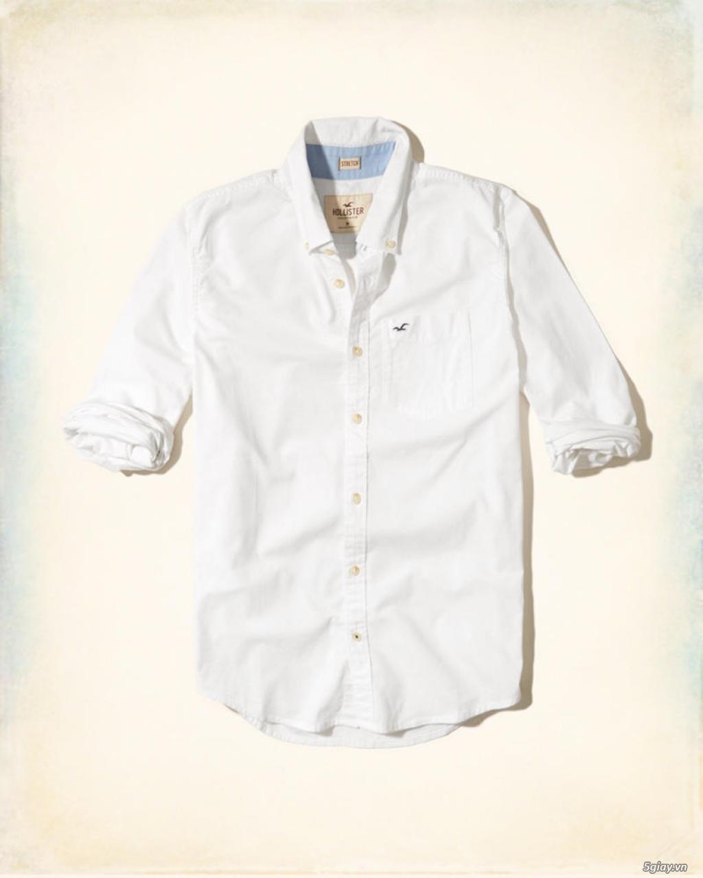 [ Lamanshop.com ]- Quần áo HOLLISTER - ABERCROMBIE & FITCH - Chính hãng USA 100% - 1