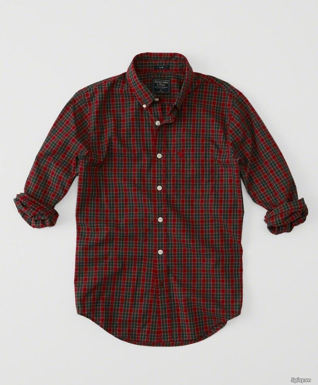 [ Lamanshop.com ]- Quần áo HOLLISTER - ABERCROMBIE & FITCH - Chính hãng USA 100% - 13