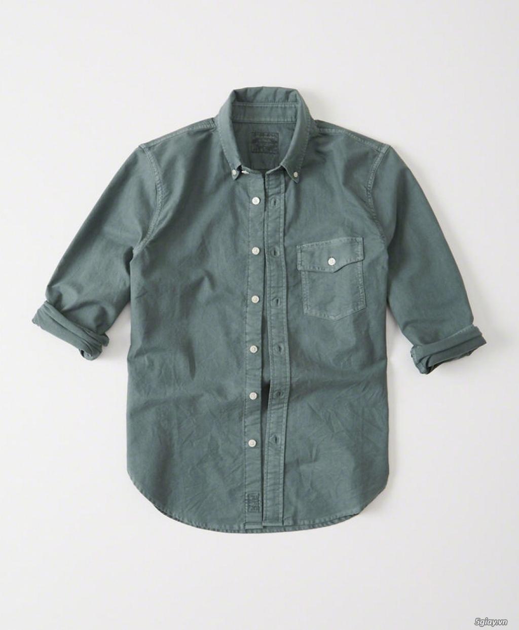 [ Lamanshop.com ]- Quần áo HOLLISTER - ABERCROMBIE & FITCH - Chính hãng USA 100% - 10