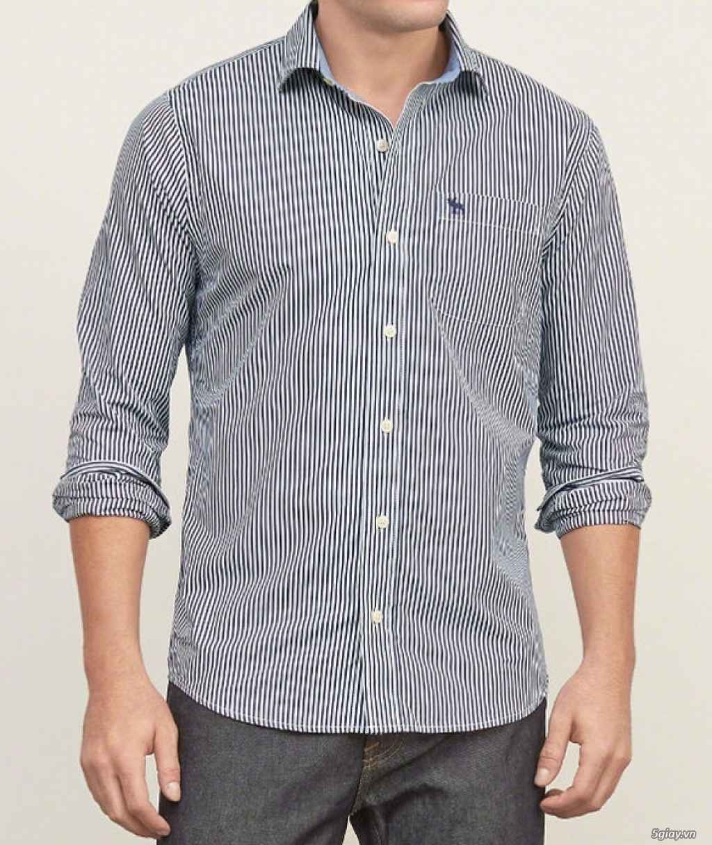 [ Lamanshop.com ]- Quần áo HOLLISTER - ABERCROMBIE & FITCH - Chính hãng USA 100% - 18