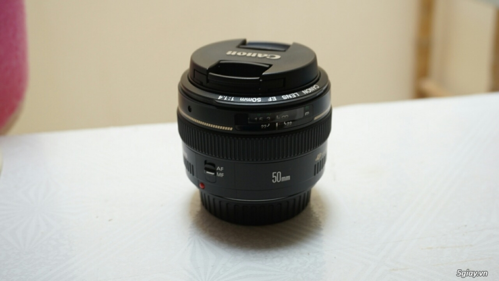 Cần bán lens CANON EF 50MM F/1.4