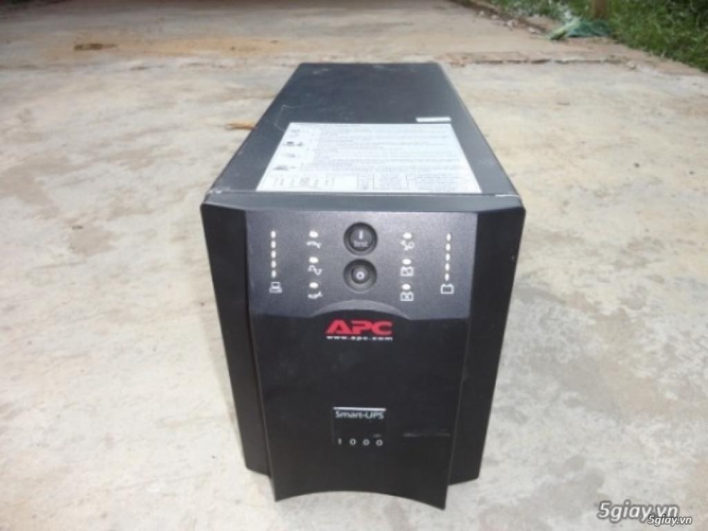 UPS_Bộ Lưu Điện Cho Máy Tính, Server, Camera...Giá Rẻ - 9