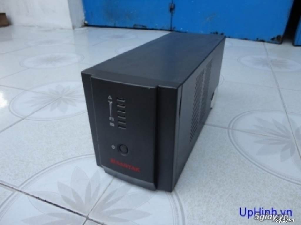 UPS_Bộ Lưu Điện Cho Máy Tính, Server, Camera...Giá Rẻ - 5