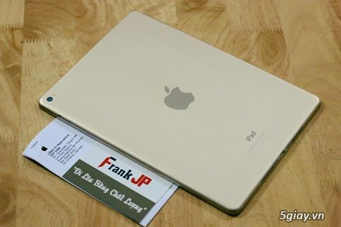 iPad Air 2 Gold 64GB ONLY WIFI - Chưa Active