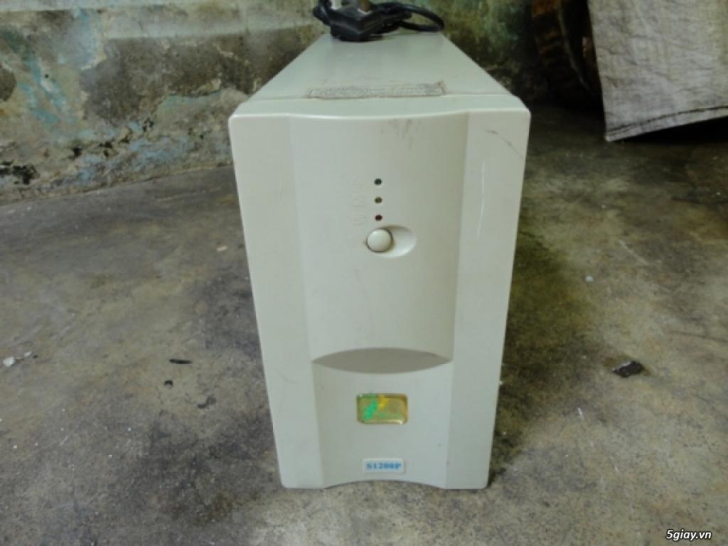 UPS_Bộ Lưu Điện Cho Máy Tính, Server, Camera...Giá Rẻ - 4