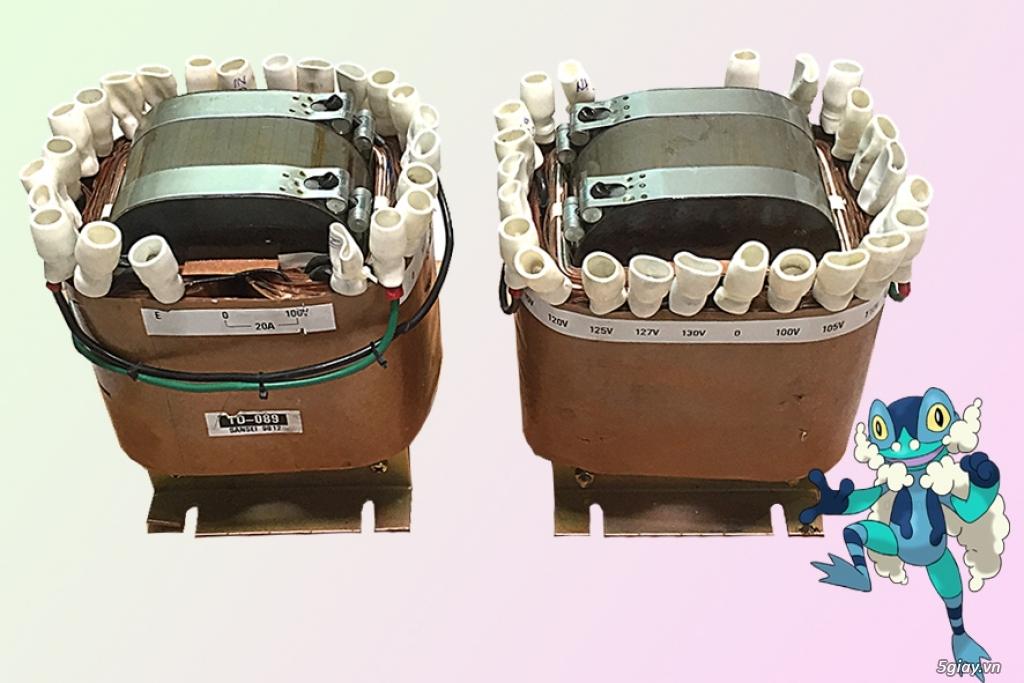 Biến áp cách ly , thùng biến áp cách ly, lọc điện - 12