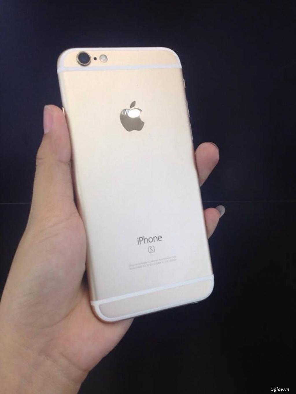 iphone 6s 16gb màu Gold, hàng quốc tế. - 4