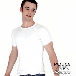 Bỏ SỈ/LẺ Áo Thun Police Bodysize Nam&Nữ - 30