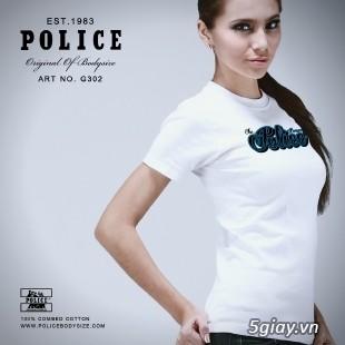 ShopSasa - Áo Thun Police Bodysize hàng xách tay từ Thái Lan - 32