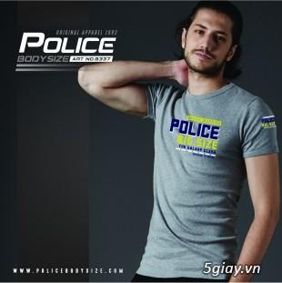 Bỏ SỈ/LẺ Áo Thun Police Bodysize Nam&Nữ - 22