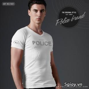 Bỏ SỈ/LẺ Áo Thun Police Bodysize Nam&Nữ - 28