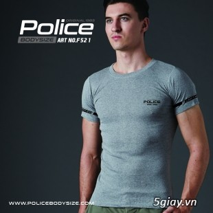 Bỏ SỈ/LẺ Áo Thun Police Bodysize Nam&Nữ - 16