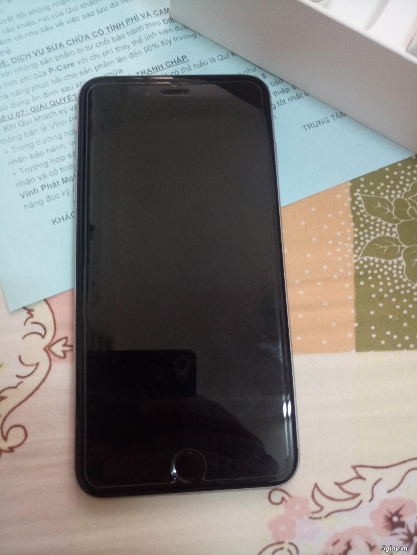 Cần bán iPhone 6 Plus Quốc Tế (LL-Grey 16GB) Đẹp 99% - Fullbox - 3