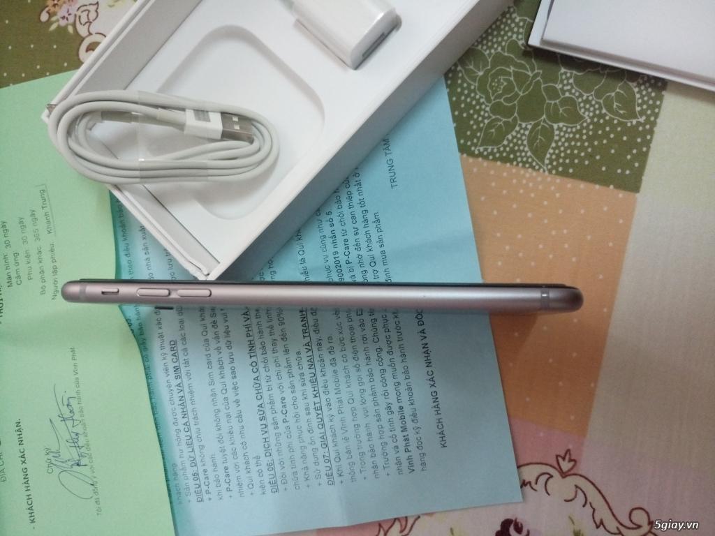 Cần bán iPhone 6 Plus Quốc Tế (LL-Grey 16GB) Đẹp 99% - Fullbox - 6