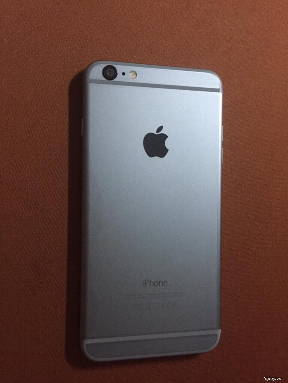 Iphone 6plus 16gb gray quốc tế - 4