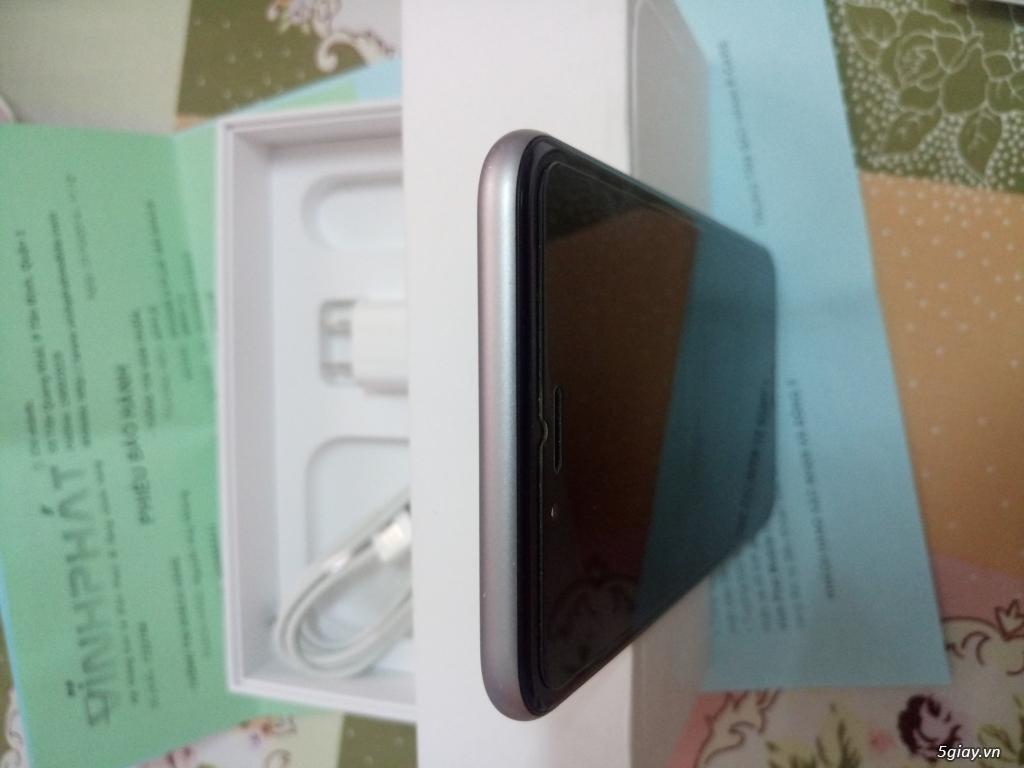 Cần bán iPhone 6 Plus Quốc Tế (LL-Grey 16GB) Đẹp 99% - Fullbox - 7