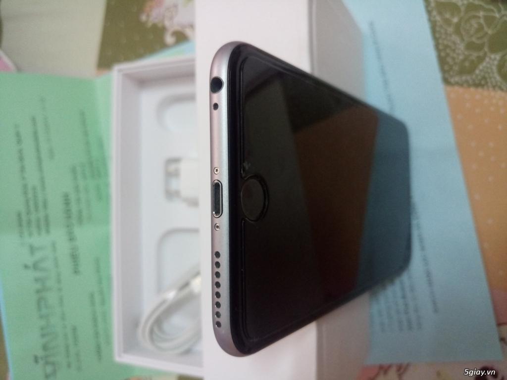 Cần bán iPhone 6 Plus Quốc Tế (LL-Grey 16GB) Đẹp 99% - Fullbox - 8