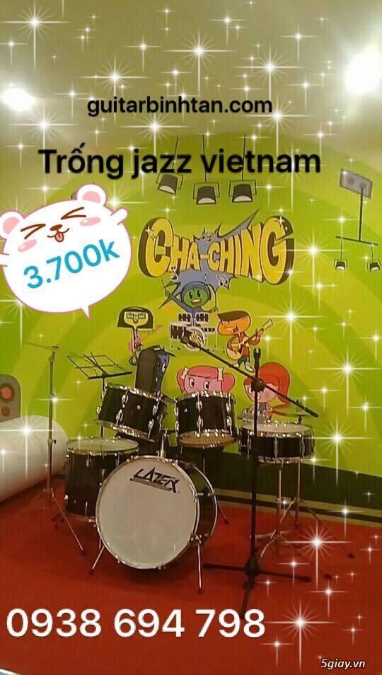 Thanh lý dàn trống Jazz drum lazer giá rẻ, đảm bảo chất lượng mới 100% - 9