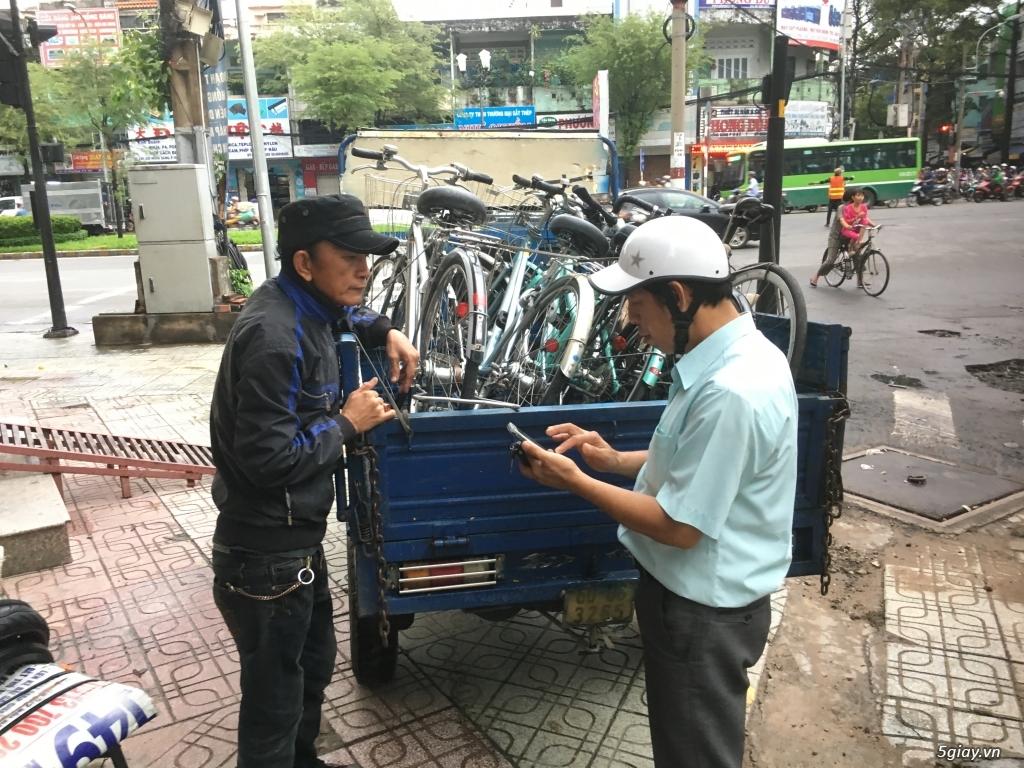 Xe đạp Nhật đã qua sử dụng giá rẻ! - 24